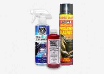Car Interior Cleaning Products Vehicle