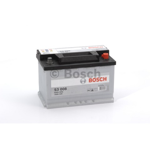 Bosch S3 Car Battery Type 096