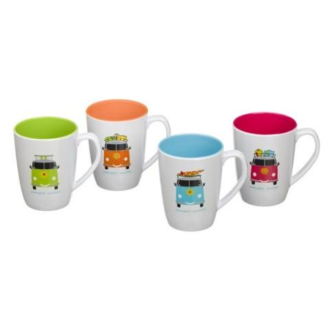 2c66e5106af Camper Smiles 4Pk Mug Set | RAC Shop