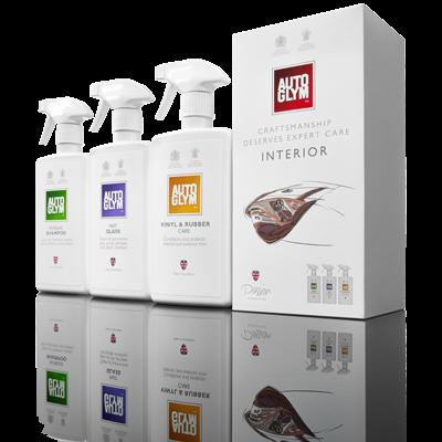 autoglym interior shampoo instructions