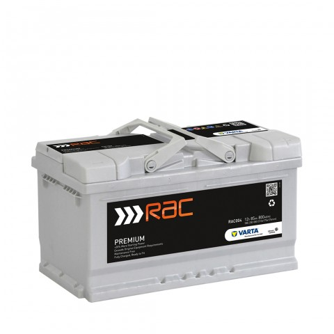 Rac004 Premium Car Battery Rac Shop