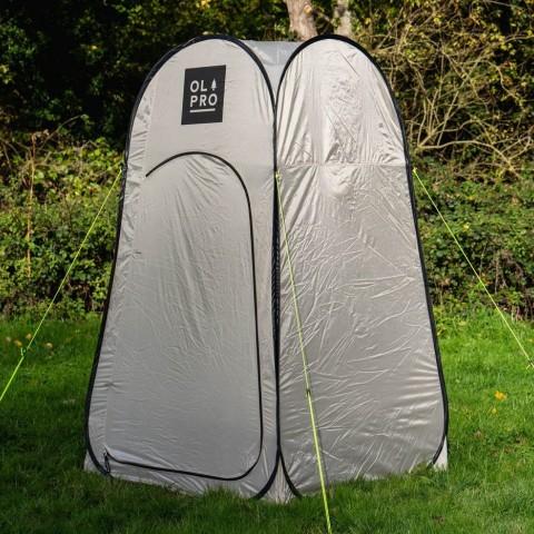 OLPRO Pop Up Toilet Tent | RAC Shop