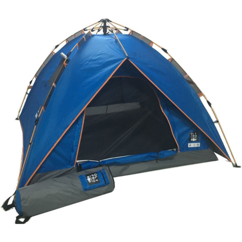 Olpro Pop Tent Blue 2 Berth Tent Rac Shop