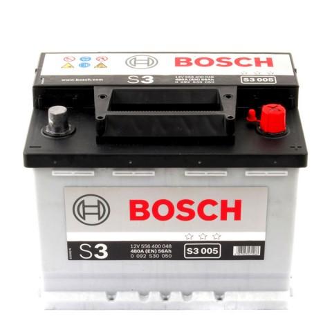 Bosch S3 Car Battery Type 027