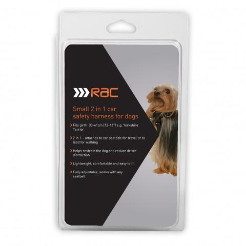 Rac Small Dog Car Harness Rac Shop