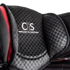 32cba343d9e Cozy N Safe Augusta EZFix Group 2 3 Child Car Seat